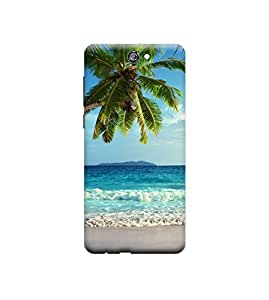 TransMute Premium Printed Back Case Cover With Full protection For HTC One A9 (Designer Case)