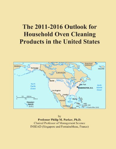 The 2011-2016 Outlook For Household Oven Cleaning Products In The United States front-540920