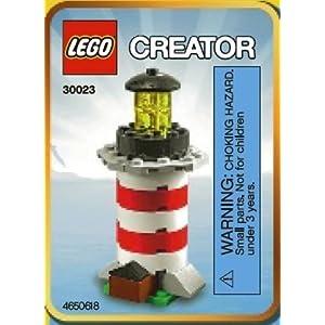 LEGO Creator: Faro Set 30023 (Insaccato)