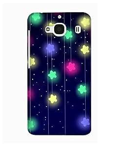 Pick Pattern Back Cover for Xiaomi Redmi 2 (MATTE)