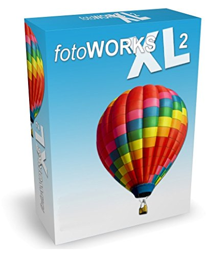 FotoWorks XL (2017) - Photo Editing Software and Picture Editor - Image Editor is very easy to use (Photo Editing Software compare prices)