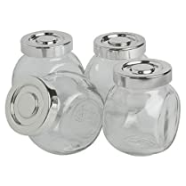 IKEA - RAJTAN Spice Jar Set of 4