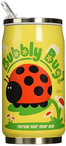 Beatrix New York Cozy Can: Ladybug, Yellow