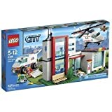 LEGO Lego Country W Lego City Helicopter Emergency Response 4429 Games Lego Chess Board Games block Child Supplies Toys organ body by Genetic Los Angeles