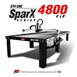 STV Motorsports SparX4800 4x8 CNC Plasma Cutting Table - Made in the USA (Tamaño: 4x8)