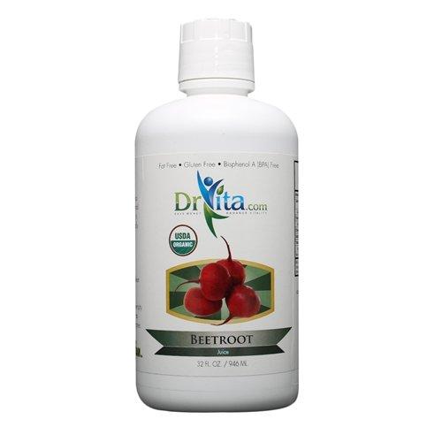 Drvita Organic Beet Juice - 32 Fl Oz