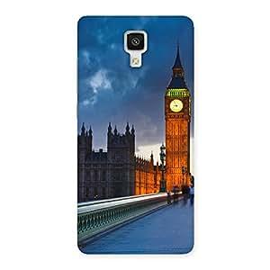 Special London City Multicolor Back Case Cover for Xiaomi Mi 4