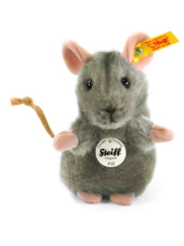 Steiff Piff Grey Mouse front-787772