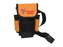Exel Germany Tool Pouch Bag 53-222 Orange Black
