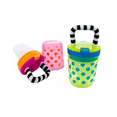 Sassy Teething Feeder - Colors may vary from Sassy