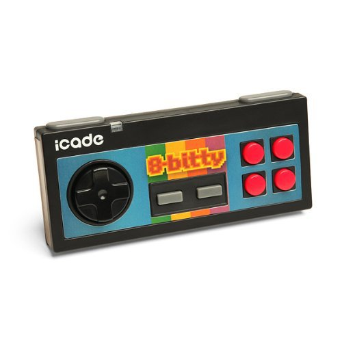 Not released retro game controller for the iPad iced 8 consists iPhone Japan [parallel import goods]