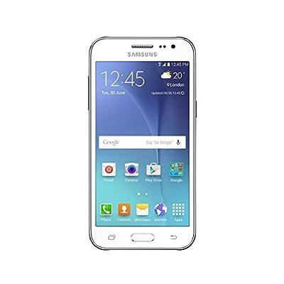 Samsung Galaxy SM-J200G/DD (White, 8 GB)