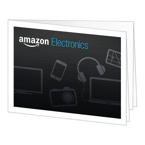 Amazon Gift Card – Print – Amazon Electronics image