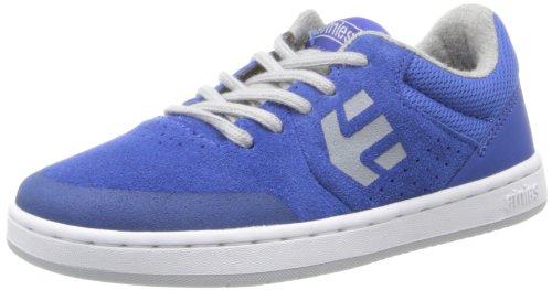 Etnies Marana Skate Shoe (Toddler/Little Kid/Big Kid),Blue/White,5 M Us Big Kid