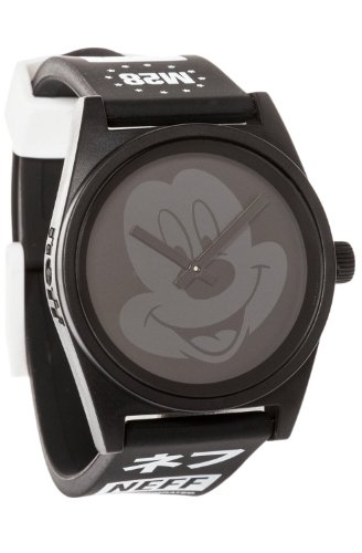Neff MK 28 Daily Men's Luxury Watch – Black/White / One Size Fits All image