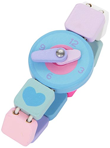 Sevi - Reloj pulsera, color celeste y violeta (Trudi 82619)
