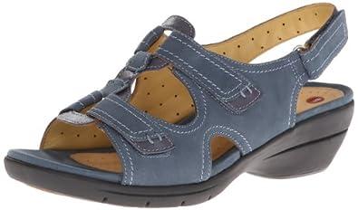 Amazon Com Clarks Women S Orlanda Wedge Sandal Shoes