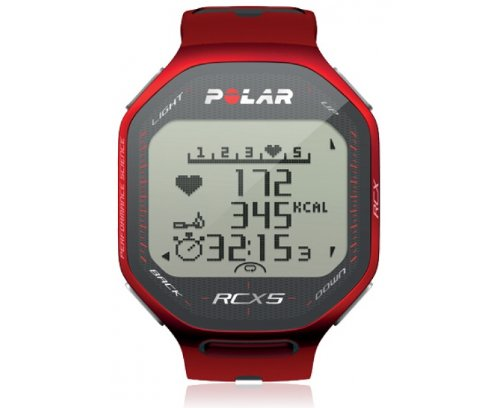 Image of POLAR RCX5 Run Heart Rate Monitor (B009ZDNQZO)