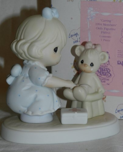 CARING 1994 Members Only Precious Moments Figurine
