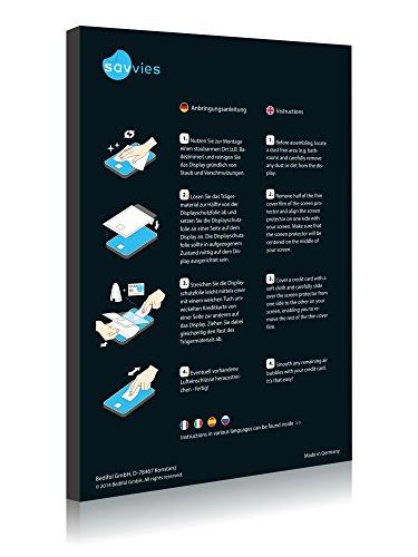 6x-Pellicola-Protettiva-per-GoPro-Hero-4-Session-Protezione-Proteggi-Schermo-Trasparente