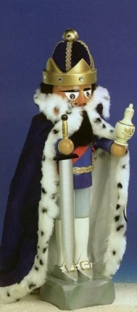 Steinbach German Nutcracker King Ludwig II