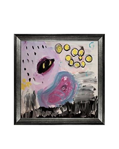 Kate Delancel Schultz Got My Eye On You Framed Canvas Print, Multi, 29 x 29