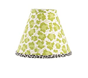 Cotton Tale Designs Standard Lamp Shade, Here Kitty Kitty