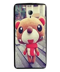 Techno Gadgets Back Cover for Xiaomi Redmi 1S