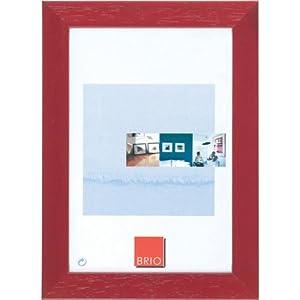 brio 29906 cadre photo scoop rouge 30 x 40 cm cuisine maison. Black Bedroom Furniture Sets. Home Design Ideas
