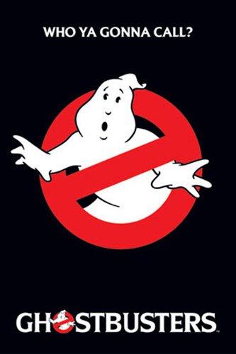 Empire Merchandising GmbH - Poster Logo Ghostbusters con accessori ohne rahmen