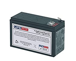 RBC17 battery for Back UPS LS 700 USB 120V