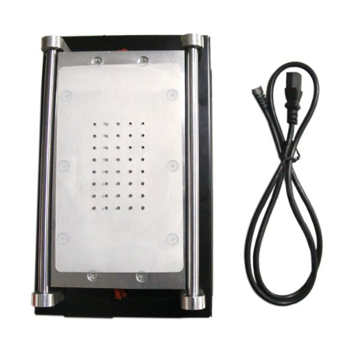Lcd Oled Touch Glass Vacuum Pump Mulch Applicator + Separator Machine 2 In 1
