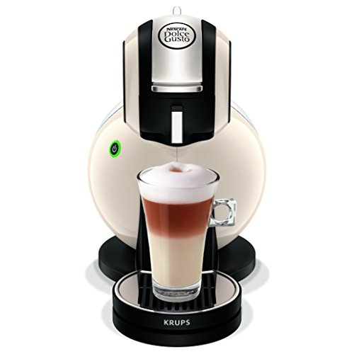 Krups Drip Coffee Maker Manual : NESCAFE Dolce Gusto Melody 3 Manual Coffee Machine by Krups - Ivory eBay