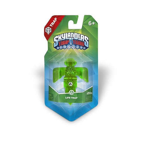 Skylanders Trap Team Trap Crystal Life Toucan - 1