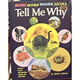 More Tell Me Why (0448044420) by Leokum, Arkady