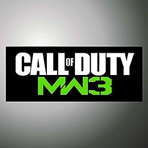 Adesivo Call of Duty COD PSP XBOX   Valutazioni Valutazione