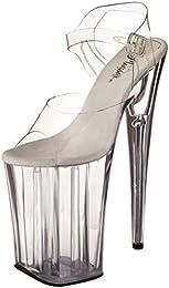 Pleaser Women s Infinity 908 C M Platform Sandal