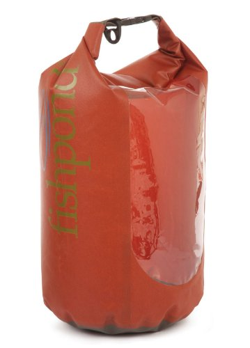 Fishpond Westwater Roll Top Dry Bag - Small (Rust)