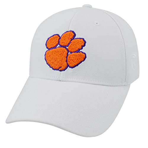 Clemson Fitted Hat: Clemson Tigers Fitted Hat, Clemson Fitted Hat, Clemson