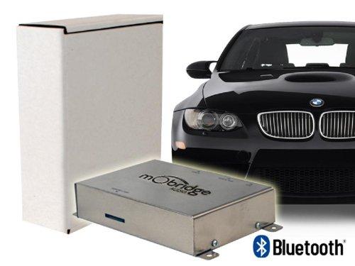 Mobridge (Abt2010-Bmw-F) Bmw Fiber Optic Ipod + Bluetooth Kit