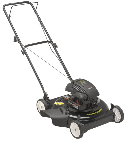 Poulan PO500N22SX 22-inch 500 Series Briggs & Stratton Gas Powered Side Discharge Lawn Mower (CARB Compliant)
