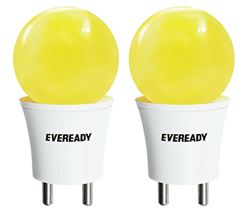 -0.5W-Deco-Plug-and-Play-T-type-LED-Bulb-(Yellow,-Pack-of-2)-