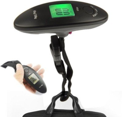 Ace A-15 Electronic Luggage Weighing Digital LCD Scale (40kg/10g)