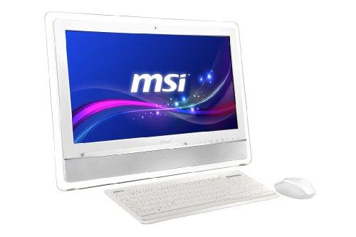 MSI AE2410-EU-W32314G1T0S7PM 23.6 inch LED Wind Top All-in-One Desktop PC (Intel Core i3-2310M 2.1GHz Processor, 4GB DDR3 RAM, 1TB HDD, Touch Screen, USB 3.0, e-SATA, Wi-Fi, THX TruStudio PRO, Windows 7 Home Premium)