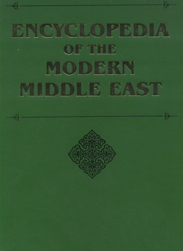 Encyclopedia of the Modern Middle East