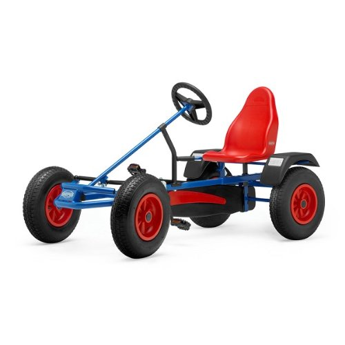 BERG Extra AF Riding Toy - Red / Blue