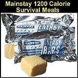 Mainstay Emergency Food 1200-calorie Ration Bar - Kosher