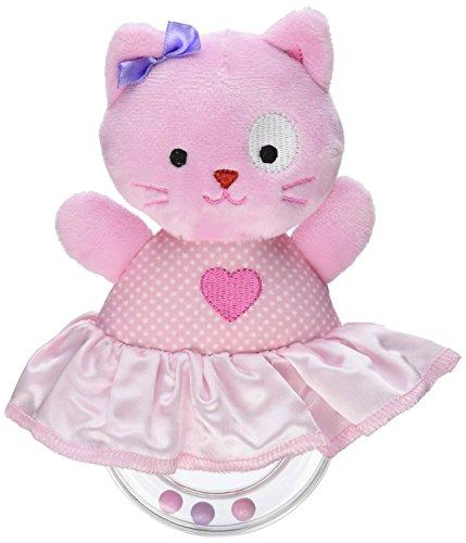 Kids Preferred Rattle, Ballerina Kitty