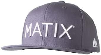 Matix - Monoset Starter - Casquette de Baseball - Homme - Gris (Charcoal) - Taille Unique