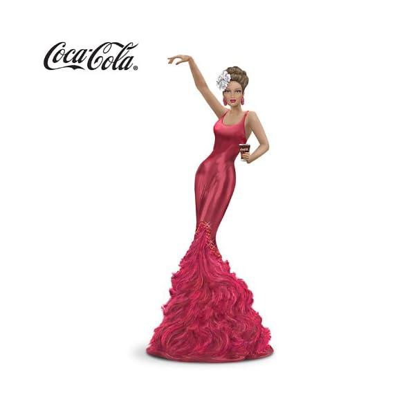 Exhilarating Rhythm Coca Cola Figurine